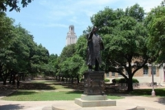 Martin Luther King, Jr. Statue, The University of Texas at Austin